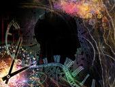 Evolving Circuit Intelligence — Stock Photo