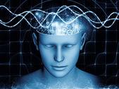 Mind Stream — Stock Photo
