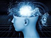 Puerta de la mente — Foto de Stock