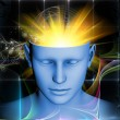 Magic of the Mind — Stockfoto