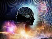 Beyond Human Mind — Stock Photo