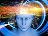 Unfolding of the Mind — Stock Photo