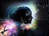 à la recherche de l'esprit humain — Photo
