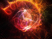 Spiral Advancement — 图库照片