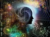 Reality of Human Mind — Stock Photo