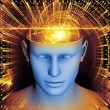 Realms of the Mind — Stock Photo