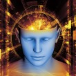 Stock Photo: Mind Technologies