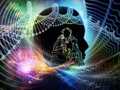 Realms of Human Mind — Stock Photo