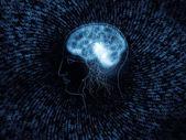 Toward Digital Intelligence — Stock Photo