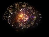 Spiral Advancement — Stock Photo