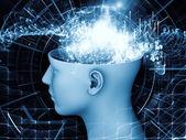 Reinos de la mente — Foto de Stock