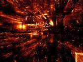 Royaumes de dimensions fractales — Photo