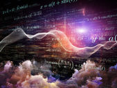Beyond Mathematics — Stock Photo