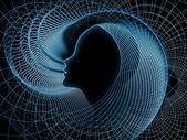 The Meditations on Soul Geometry — Stock Photo
