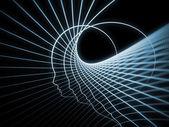 Computing Soul Geometry — Stock Photo