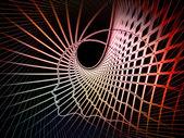 Métaphore de la géométrie d'âme — Photo