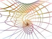 Auf der suche nach seele geometrie — Stockfoto