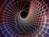 Forma de la geometría del alma — Foto de Stock