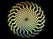 Utvecklas själ geometri — Stockfoto