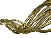 Golden Helix — Stockfoto