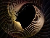 Elementi di geometria di anima — Foto Stock