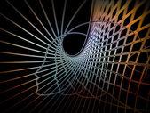 Vermehrung der seele geometrie — Stockfoto