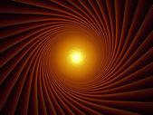 Энергия фрактальной взрыв — Стоковое фото