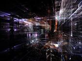 Urban Lights — Stockfoto