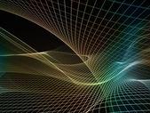 Virtual Fractal Realms — Stock Photo
