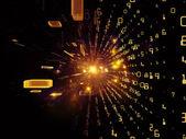 Derinlik-in fractal krallıkları — Stok fotoğraf