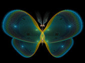 Magic of Butterfly — Stock Photo