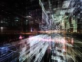 都市のテクスチャ — ストック写真