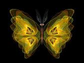 神奇的蝴蝶 — 图库照片