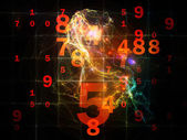 Toward Numeric Concepts — Stock Photo