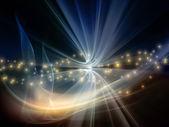 Reinos metafórico fractal — Foto Stock