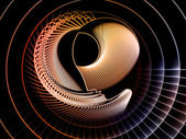 Soul Geometry Metaphor — Стоковое фото