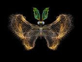 蝴蝶元素 — ストック写真