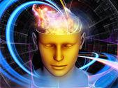 Magic of the Mind — Stock Photo