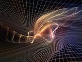 Toward Digital Fractal Realms — Stock Photo
