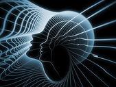 Paradigma ruhun geometrisi — Stok fotoğraf