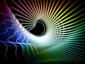 Metáfora de geometría de alma — Foto de Stock