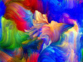 Inner Life of Color — Stock Photo