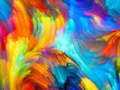 Color Abstraction — Stock fotografie