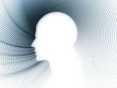 Emergence of Soul Geometry — Stock Photo