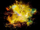 Nebulosa — Foto de Stock