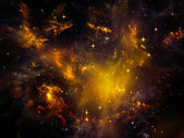 Nebula Background — Stock Photo