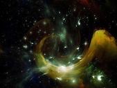 Beautiful Nebula — Stockfoto