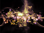 Molecular Event — Stock Photo