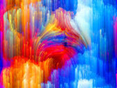 Colorful Backdrop — Stock Photo