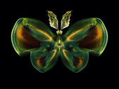 Butterfly Abstraction — Stock Photo